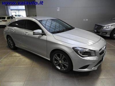 begagnad Mercedes CLA200 Shooting Brake CDI SPORT CV136 - No garanzia rif. 9666022