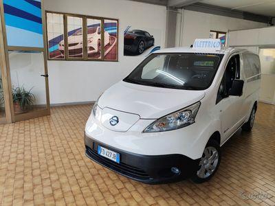 usata Nissan e-NV200 100% ELETTRICO + lVA