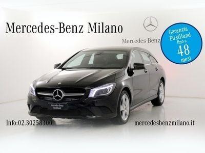 usata Mercedes CLA200 d S.B. Automatic Executive