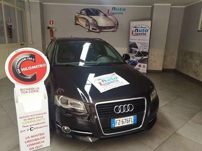 usata Audi A3 SPB 2.0 TDI F.AP. Ambition S-LINE FULL OPTIONAL