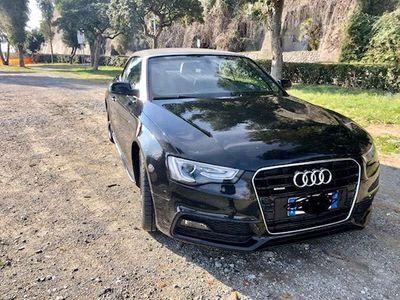 usata Audi A5 Cabriolet 3.0 TDI 245 CV quattro S tronic Sline