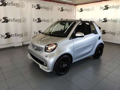 usata Smart ForTwo Cabrio 70 1.0 twinamic Superpassion