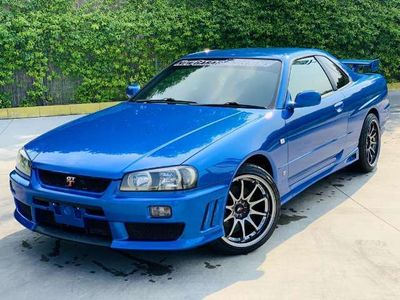 brugt Nissan Skyline GTT R34
