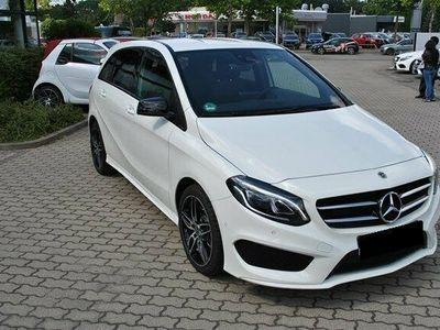 """usata Mercedes B220 d Premium AMG 18"""" NAVIGAZIONE LED FULL !!!"""