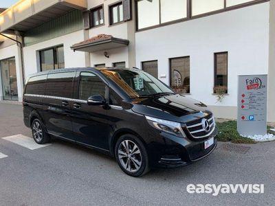 usado Mercedes V220 d Autom. Premium Long