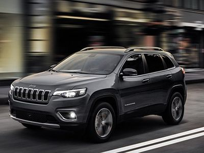 brugt Jeep Cherokee 2.2 Mjt AWD Active Drive I Limited