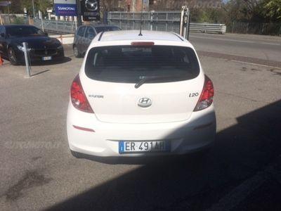 usata Hyundai i20 i20 1.2 5p. BlueDrive GPL Sound Edition