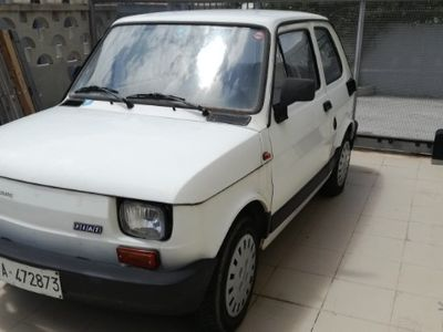 second-hand Fiat 126 bis - 1991