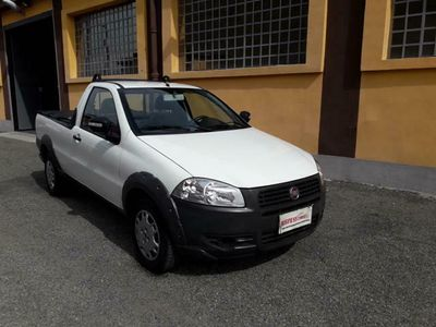 gebraucht Fiat Strada 1.3 MJT 95CV Pick-up DC Working - KM. 72.000