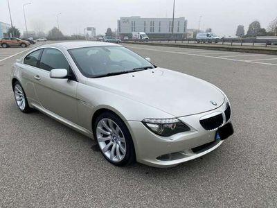 usata BMW 635 d No superbollo