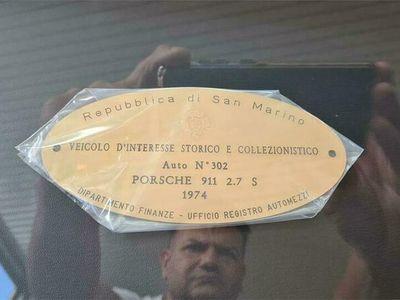 usata Porsche 911 Carrera S 911 targa oro
