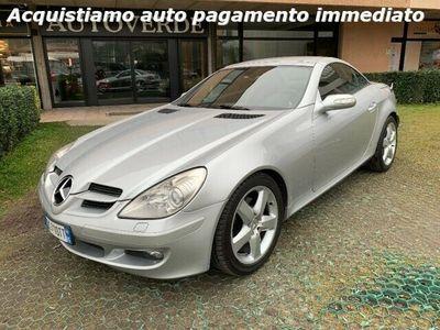 usata Mercedes SLK280 231CV Sport C.Autom UNIPROPRIETARIO BELLISSIMA
