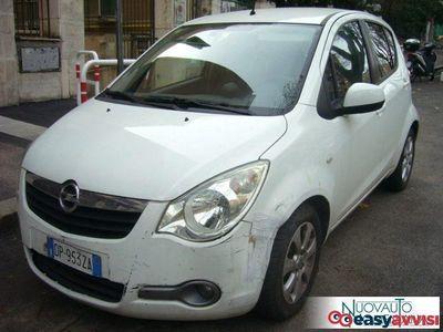 usado Opel Agila 1.0 12V 65CV Enjoy UNIPROPIETARIO