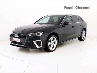 usata Audi A4 avant 40 2.0 g-tron s line edition 170cv s-tronic