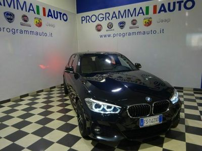 usata BMW 120 d 5p. Msport automatico