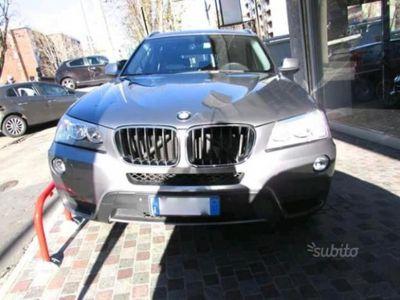 brugt BMW X3 xDrive20d Futura