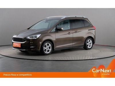 brugt Ford Grand C-Max 1.5 Tdci 120cv S&S Business