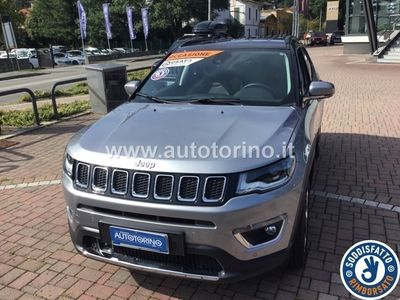 used Jeep Compass COMPASS1.4 m-air Limited 4wd 170cv auto my19