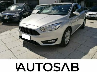 usata Ford Focus 1.5 TDCi 120 CV Start & Stop Bluethoot rif. 11393170