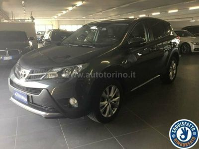 usata Toyota RAV4 2.0 d-4d Lounge 4wd 124cv mt