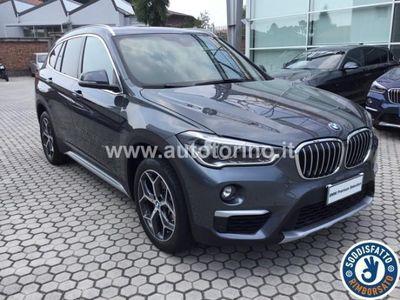 käytetty BMW X1 xDrive 20d xLine