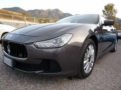 usata Maserati Ghibli 3.0 Diesel 275 CV rif. 8627619
