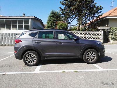 brugt Hyundai Tucson 2ª serie - 2016