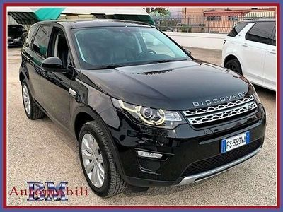 usata Land Rover Discovery Sport 2.0 TD4 150CV HSE IVA