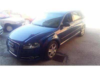 usata Audi A3 spb 1.6 tdi 105 cv attraction tagliandata diesel