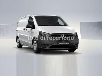 używany Mercedes Vito - BENZ VAN114 CDI Furgone Compact