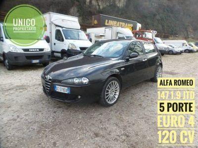 usata Alfa Romeo 147 1.9 JTD 5 porte