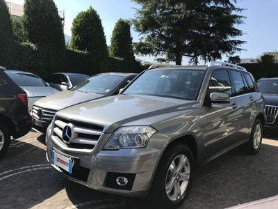usata Mercedes GLK220 ClasseCdi 4matic Blueeff. Premium Usato