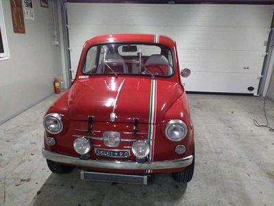 usata Fiat 600D del 1963
