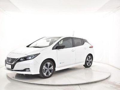 usata Nissan Leaf 40 KWH Tekna AZIENDALE - FULL OPT