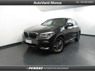 usata BMW X4 xDrive20i Msport-X nuova a Monza