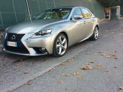 usata Lexus IS300 luxury