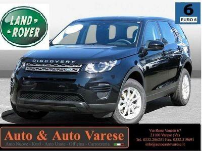 usata Land Rover Discovery Sport 2.0 TD4 150 CV Pure Sport