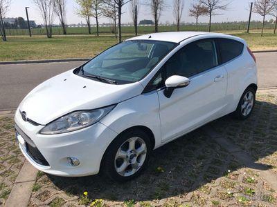 brugt Ford Fiesta 1.4 TDCi Titanium euro 5a