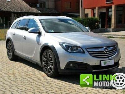 usata Opel Insignia Country Tourer 2.0 CDTI 163 CV aut.