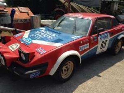 usata Triumph TR7 tr 7 Benzina