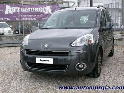 usata Peugeot Partner Tepee 1.6 HDi 115CV Active