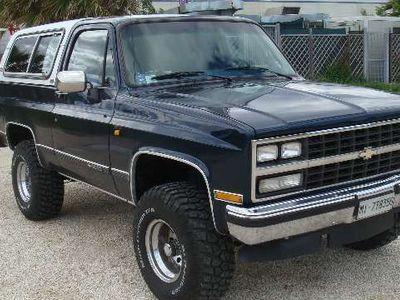 usata Chevrolet Blazer SILVERADO TBI