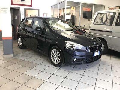 usata BMW 218 Active Tourer Serie 2 Advantage Pelle Navi