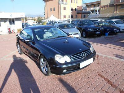 brugt Mercedes CLK270 CDI cat Avantgarde Uniprò