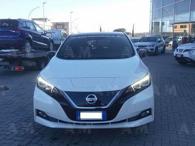 used Nissan Leaf Tekna usato