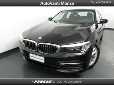 usata BMW 520 Serie 5 d xDrive Business