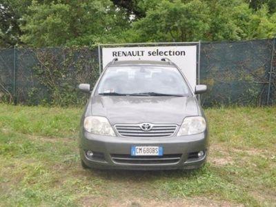 begagnad Toyota Corolla 2.0 16V D-4D Station Wagon Sol