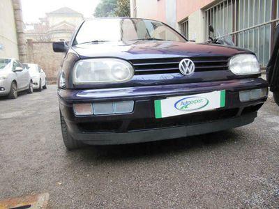 usata VW Golf Cabriolet KARMAN