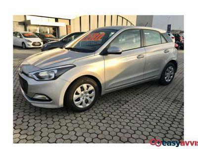 brugt Hyundai i20 1.1 crdi 12v 5 porte classic diesel