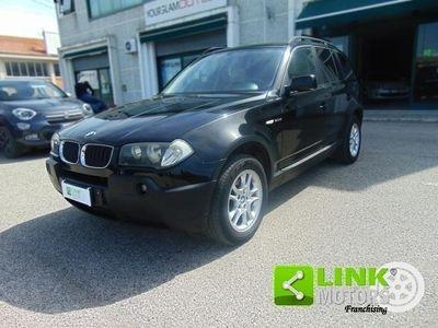 used BMW X3 2.0d Eletta Anno 2005 Manutenzione Curata.